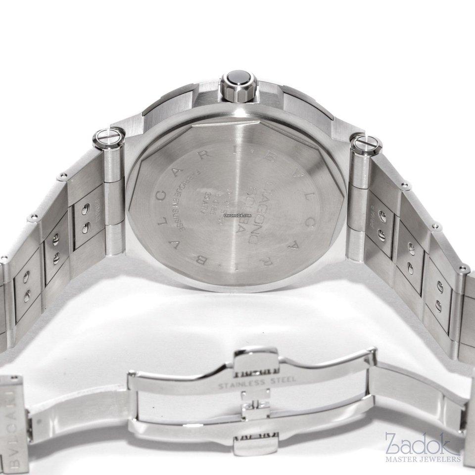 407f3cc1475 Bulgari Diagono Professional Scuba Automatic Dive Watch Steel... for ...