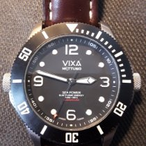 Vixa Steel 48mm Quartz pre-owned