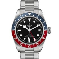 Tudor Black Bay GMT M79830RB-0001 Very good Steel 41mm Automatic