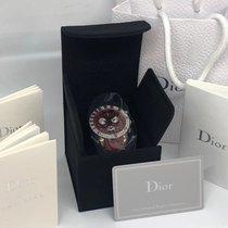 Dior Acier Quartz Christal nouveau
