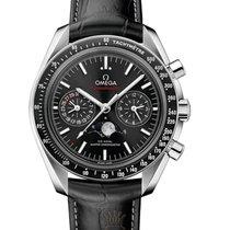 Omega Speedmaster Professional Moonwatch Moonphase 304.33.44.52.01.001 nouveau