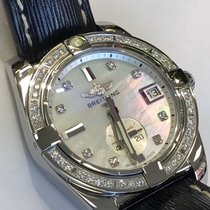 Breitling Galactic 36 36mm Mother of pearl United States of America, California, San Diego
