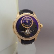 Ateliers deMonaco Rose gold 43mm Automatic DMC-TB-OCB-R-GR new