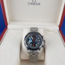 Omega 3520.53.00 Steel Speedmaster Day Date 39mm pre-owned