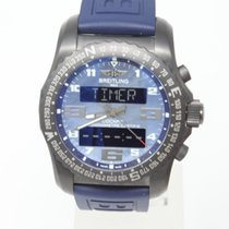 Breitling Cockpit B50 pre-owned Mother of pearl Rubber