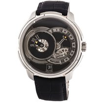 Hautlence pre-owned Manual winding 44mm Black 5 ATM