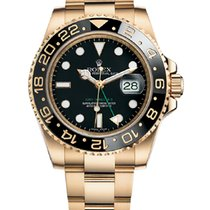 Rolex 116718LN Yellow gold 2015 GMT-Master II 40mm Australia, SYDNEY
