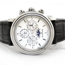 Blancpain Léman Fly-Back Steel 40mm White United States of America, Florida, Aventura