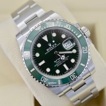 Rolex Submariner Date Steel 40mm Green No numerals United States of America, Virginia, Arlington