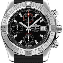 Breitling Avenger II new Automatic Chronograph Watch with original box A1338111-BC32-200S