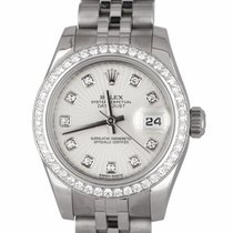 Rolex Lady-Datejust 179384 pre-owned