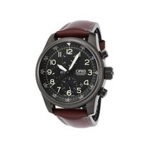 Oris Big Crown Timer Steel 46mm Black Arabic numerals United States of America, Florida, Miami