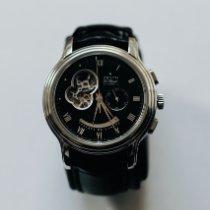 Zenith El Primero Chronomaster pre-owned 45mm Black Chronograph