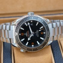 Omega Seamaster Planet Ocean 232.30.46.21.01.001 2013 pre-owned