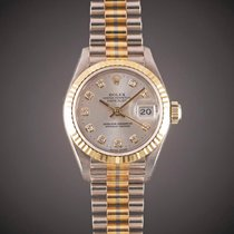 Rolex Lady-Datejust Or jaune