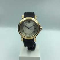 Breguet Marine 5817BA/12/9V8 Very good Yellow gold 39mm Automatic