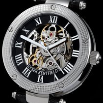 Ryser Kentfield Steel 40mm Automatic RK 620 Skeleton new