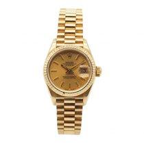 Rolex 69178 Gelbgold 1988 Lady-Datejust 26mm gebraucht Deutschland, Köln