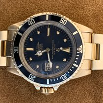 Rolex Submariner Date Yellow gold 40mm Black No numerals United States of America, New York, Great Neck