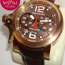 74e3b64be977 Graham Chronofighter Oro rosado - Precios de Graham Chronofighter ...