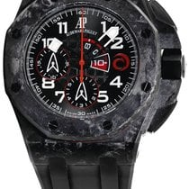 Audemars Piguet Carbon 44mm Black Arabic numerals United States of America, New York, Greenvale