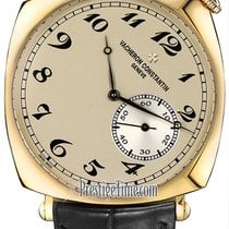 Vacheron Constantin Historiques Yellow gold 40mm Silver United States of America, New York, Airmont