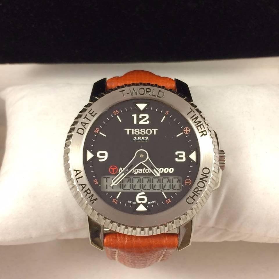 e26a8f67ff2 Relógios Tissot usados - Compare os preços de relógios Tissot usados
