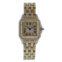 Cartier Panthère Steel 22mm White United States of America, New York, New York