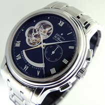 Zenith El Primero Chronomaster pre-owned 45mm Black Chronograph Steel