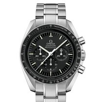 Omega 311.30.42.30.01.005 Steel 2019 Speedmaster Professional Moonwatch 42mm new