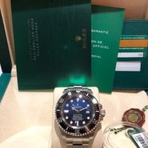 Rolex Sea-Dweller Deepsea D-Blue