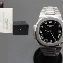 Patek Philippe Nautilus 3800 / 1a Stainless Steel 37mm Box &...