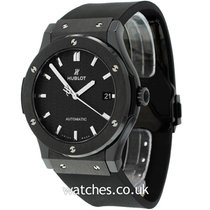 Hublot 45mm Automatic 2017 pre-owned Classic Fusion 45, 42, 38, 33 mm