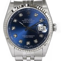 Rolex Steel 36mm Automatic Datejust pre-owned United States of America, California, Glendale