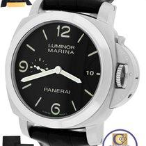 Panerai MINT Men's  PAM 312 K Luminor Marina 1950 3 Day Black...