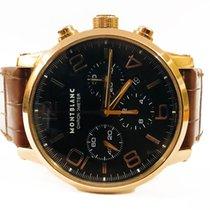 Montblanc Timewalker Chronograph 18K Solid Rose Gold