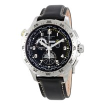 Hamilton Khaki Aviation Worldtimer Chrono Quartz Men's Watch...