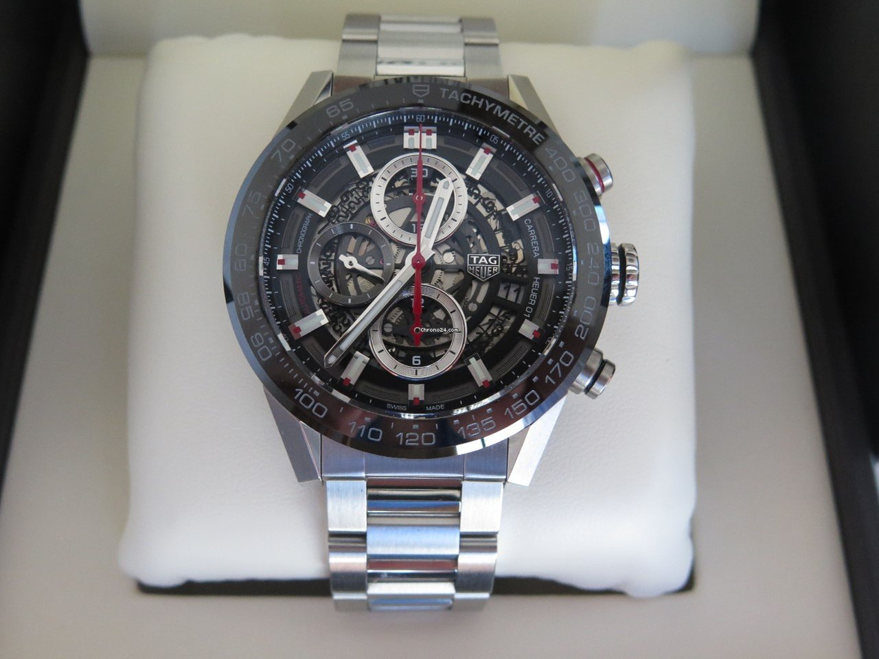 738f900594b9 TAG Heuer Carrera Calibre HEUER 01 for AU  4