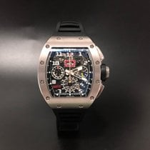 Richard Mille RM 011 Felipe Massa White Gold