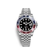Rolex 126710BLRO Steel 2019 GMT-Master II 40mm new UAE, Gold and Diamond Park Bulding #5 Dubai