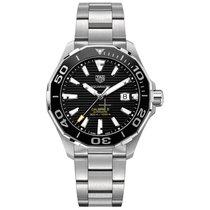 TAG Heuer Aquaracer 300M neu Automatik Uhr mit Original-Box und Original-Papieren WAY201A.BA0927