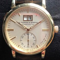 A. Lange & Söhne 308.021 Yellow gold 1997 Langematik 37mm pre-owned