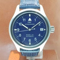 IWC Pilot Mark tweedehands 36mm Staal