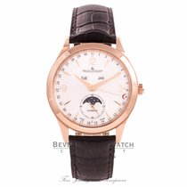 Jaeger-LeCoultre Master Calendar Rose gold 39mm Silver United States of America, California, Beverly Hills