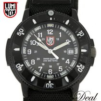 Luminox 45mm Quartz pre-owned Black