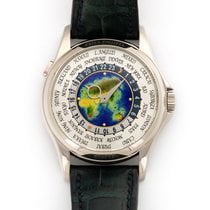 Patek Philippe World Time White gold 39.5mm United States of America, California, Beverly Hills