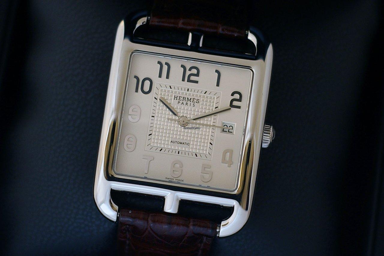 Hermès Cape Cod CD6.710 pre-owned