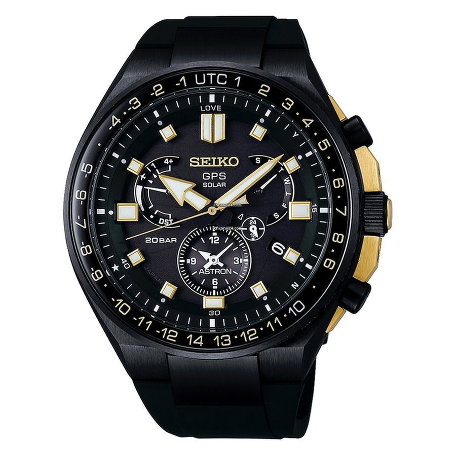 Seiko Men S Sse174j1 Astron Sport Executive Novak Djokovic For 2 321 For Sale From A Trusted Seller On Chrono24