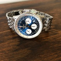 Breitling A23322 Steel Navitimer 42mm pre-owned United States of America, New York, Newburgh