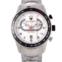 Maserati Steel 46mm Quartz R8873610001 new United States of America, Pennsylvania, Southampton